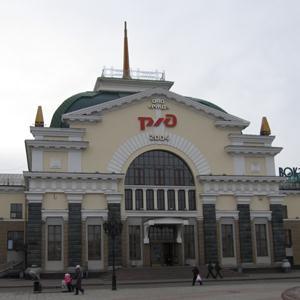 Железнодорожные вокзалы Райчихинска